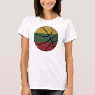 Het Baby van de Dames van het Basketbal van T Shirt