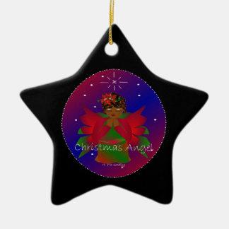 Het Baby van de Engel van Kerstmis rond de Wereld  Ornament