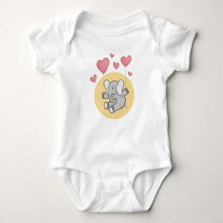 Het baby van de olifant romper