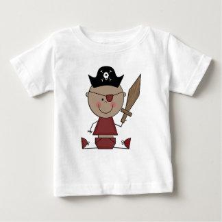 Het Baby van de piraat Baby T Shirts