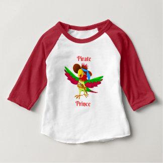 Het Baby van de Prins van de Piraat van de Baby T Shirts