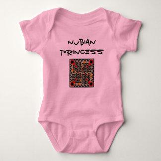Het Baby van de Prinses van Nubian Romper