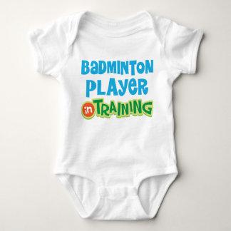 Het Baby van de Speler van het badminton Romper
