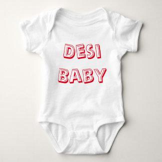 Het Baby van Desi! (Indisch Baby!) Romper