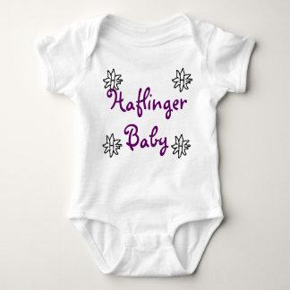 Het Baby van Haflinger Romper