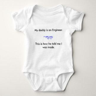 Het baby van ingenieurs romper