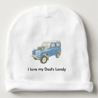 Het baby van Land Rover beanie Baby Mutsje