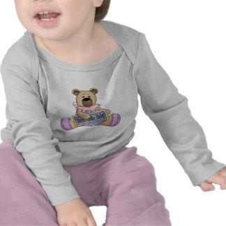 Het Baby van Lil van de stilte T-shirt