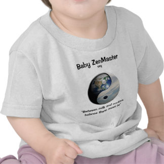 Het baby ZenMaster zegt… (Personaliseer het!)