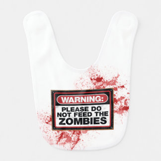 Het babyslab van de zombie slabbetje