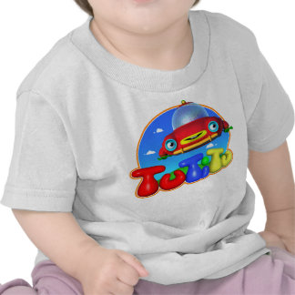 Het babyT-shirt van TuTiTu