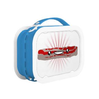 Het Bacon van Kawaii Lunchbox
