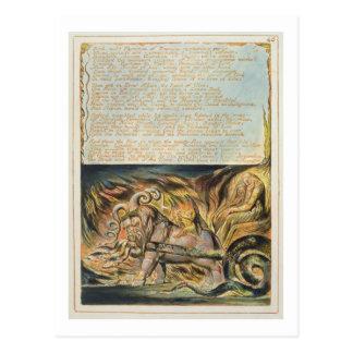 """Het """"bad, Milde Arts…"""", plateert 46 van 'Jerusale Briefkaart"""