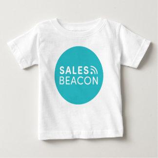 Het Baken van de verkoop - Logo - grote Baby T Shirts