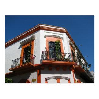 Het Balkon van Mazatlan Briefkaart