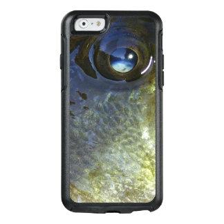 Het bas Hoesje van iPhone van het Oog