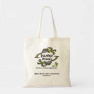 Het Basic van het eiland Canvas tas van Adam