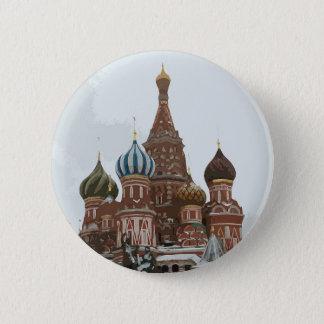 Het Basilicum van heilige cathedral_eng Ronde Button 5,7 Cm