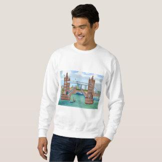 Het BasisSweatshirt van het Mannen van de Brug van Trui