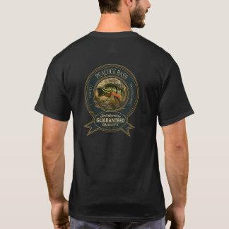 Het BasLogo van de pauw T Shirt