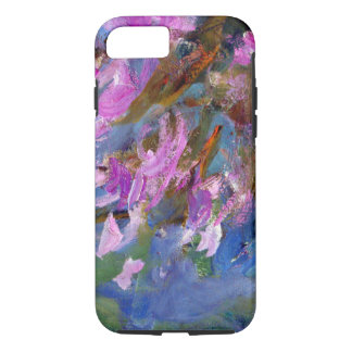 Het Bed van Agapanthus van Monet iPhone 8/7 Hoesje