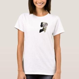 Het beeldhouwwerk van Steampunk - Trendy Kunst T Shirt