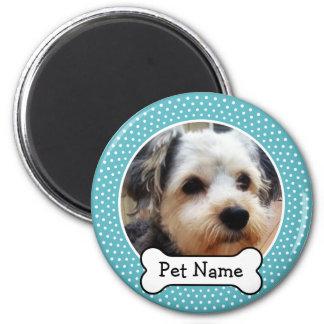 Het Been van de hond en het Blauwe Lijst van de Magneet