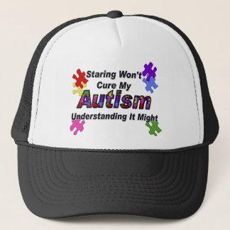Het Begrip van het autisme Trucker Pet