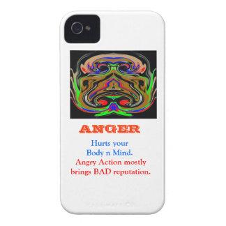 Het Beheer van de WOEDE iPhone 4 Case-Mate Hoesjes