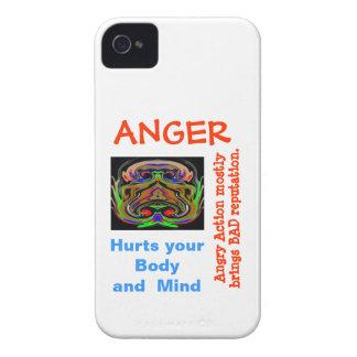 Het Beheer van de WOEDE - iemand heeft uw hulp nod iPhone 4 Cases