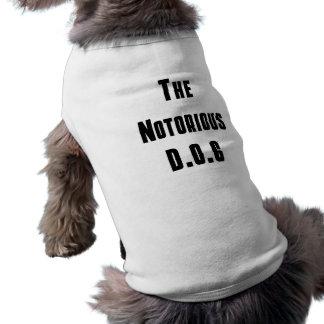 Het bekende Overhemd D.O.G T-shirt