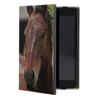 Het bekijken paarden op een gebied in Palouse iPad Mini Cases