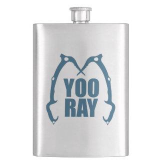 Het Beklimmen van het Ijs van Ray van Yoo (Ouray) Flacon