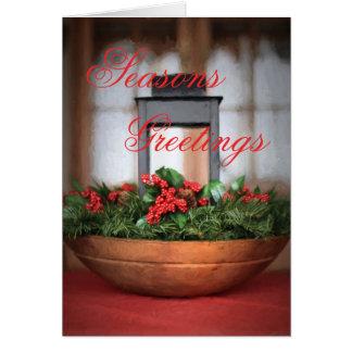 Het Belangrijkste voorwerp van Kerstmis van de Kaart