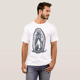 Het beoordeelde t-shirt van het Skelet van Mary