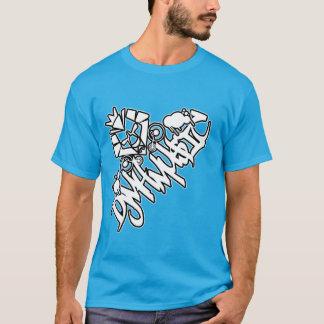 Het bespuiten vanuit Alle Invalshoeken T Shirt