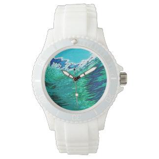 Het Bestand Horloge van het Water van het silicone