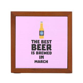 Het beste Bier wordt gebrouwen in Maart Zp9fl Pennenhouder