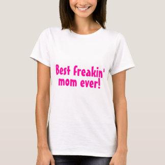 Het beste Roze van het Mamma Freakin ooit T Shirt