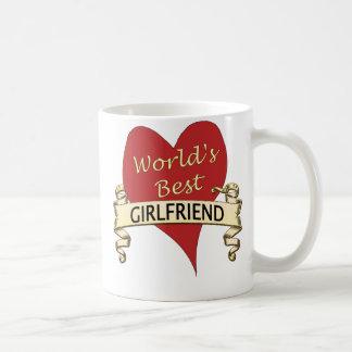 Het Beste Vriendin van de wereld Koffiemok