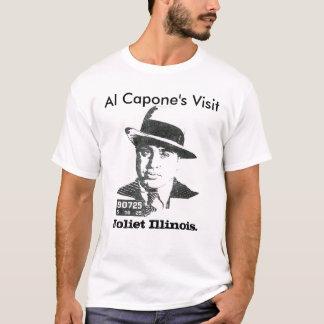 Het Bezoek van Al Capone, Joliet Illinois T Shirt