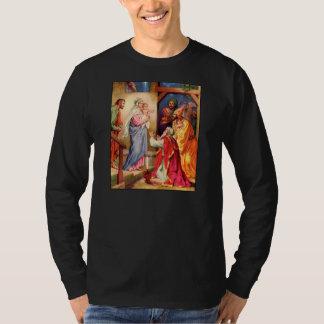 Het bezoek van de Wijzen T Shirt