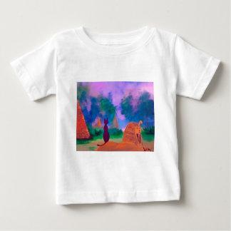 Het bezoeken van de Piramides Baby T Shirts