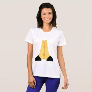 Het bidden Emoji T Shirt