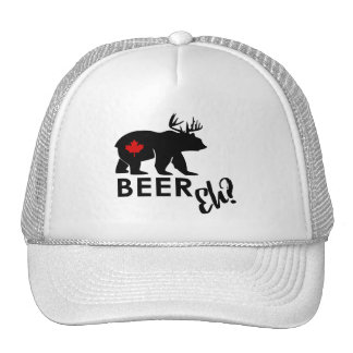 Het bier eh van Canada? draag de Route van de Pet Met Netje