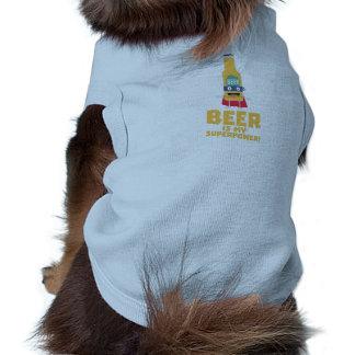 Het bier is mijn grootmacht Zync7 Shirt