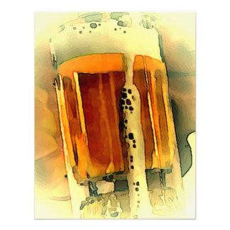 Het bier nodigt uit - Gepersonaliseerde het Bier n
