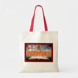Het bijbelse Canvas tas van Tekens