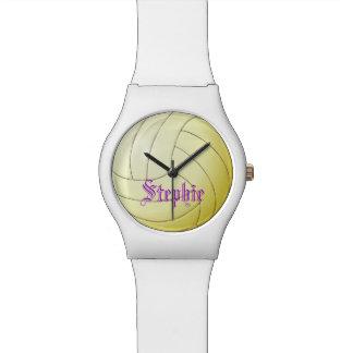 Het binnen Horloge van het Volleyball - mengeling