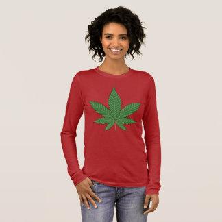 Het Blad van het onkruid T Shirts